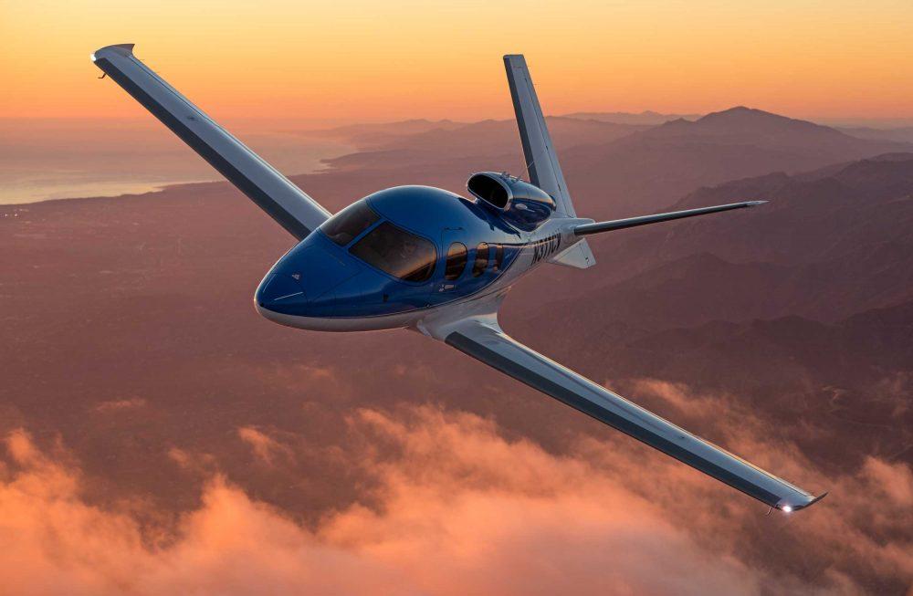 Cirrus Vision Jet 2020