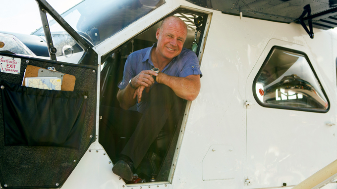 Greg McDougall Harbour Air