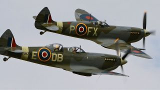 Headcorn Battle fo Britain air show
