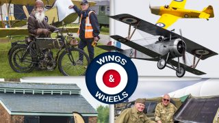 Wings & Wheels 2020 Stow Maries
