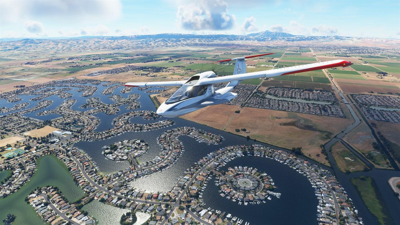 MS Flight Sim ICON A5