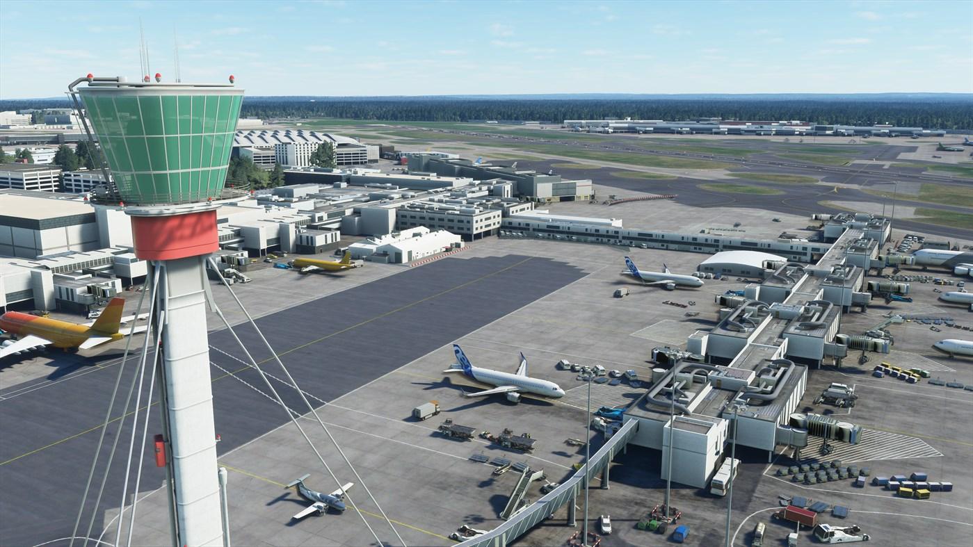 MS Flight Sim