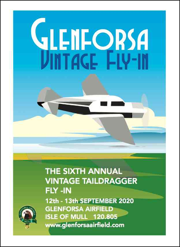 Glenforsa Vintage Fly-in