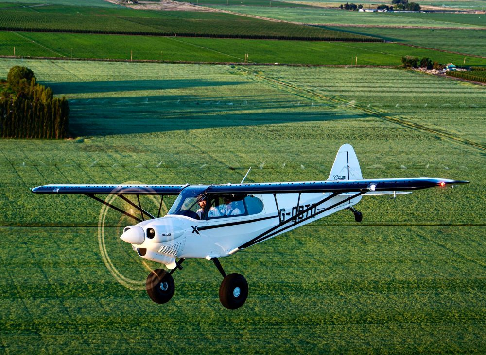 CubCrafters XCub Europe