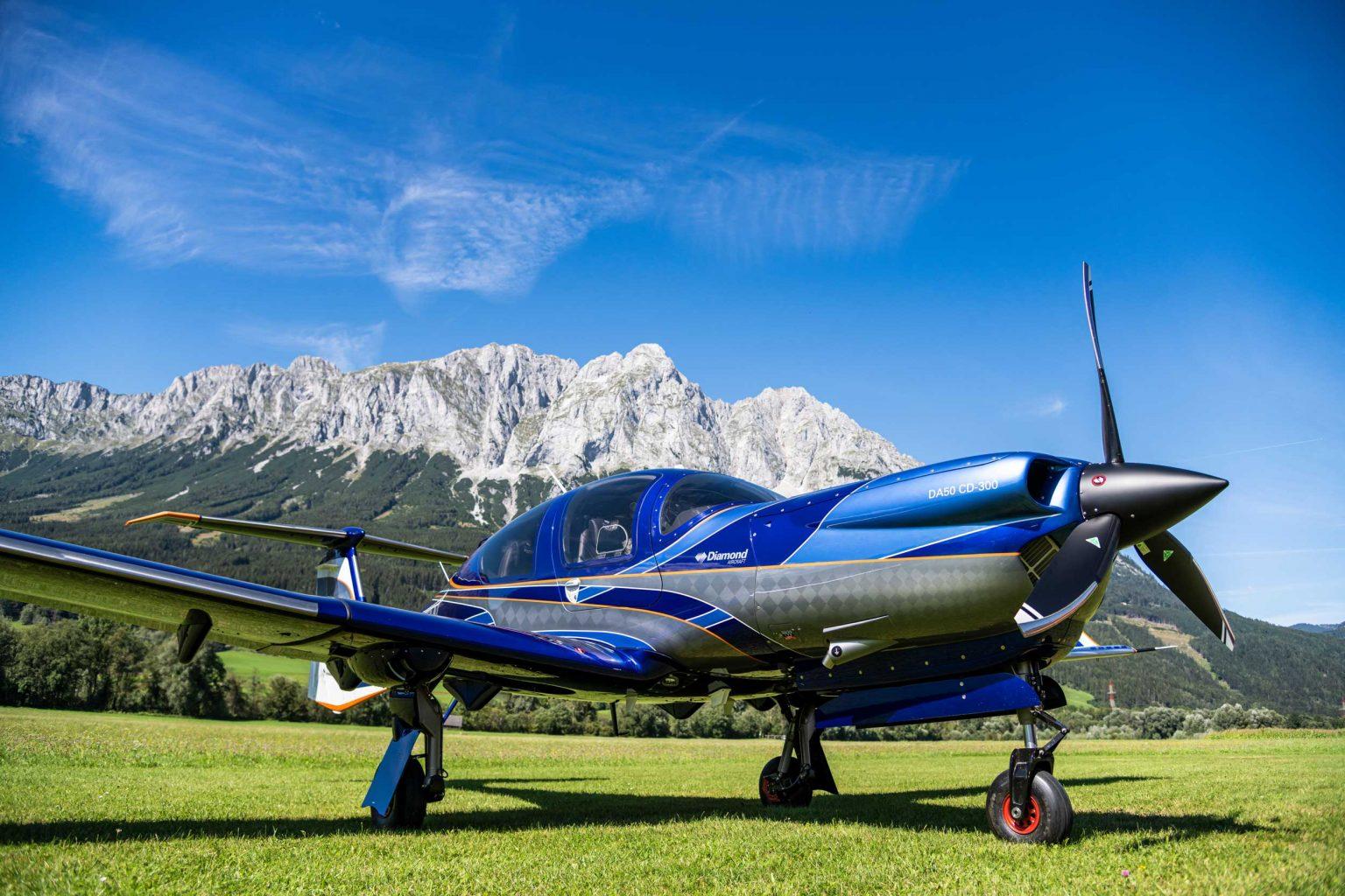 Diamond DA50 RG receives EASA certification - Wings Magazine