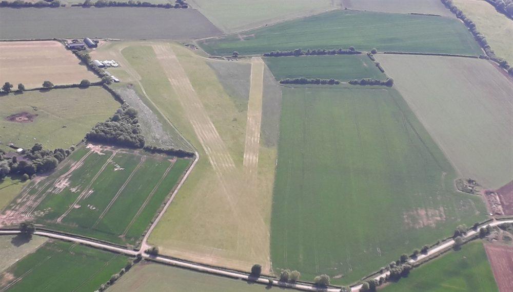 Vale of White Horse Gliding Centre