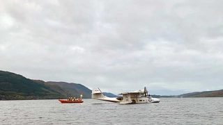Catalina Loch Ness Rescue