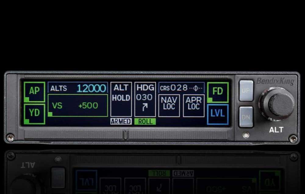 BendixKing AeroCruze 230 autopilot
