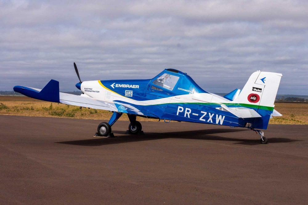Embraer electric Ipanema