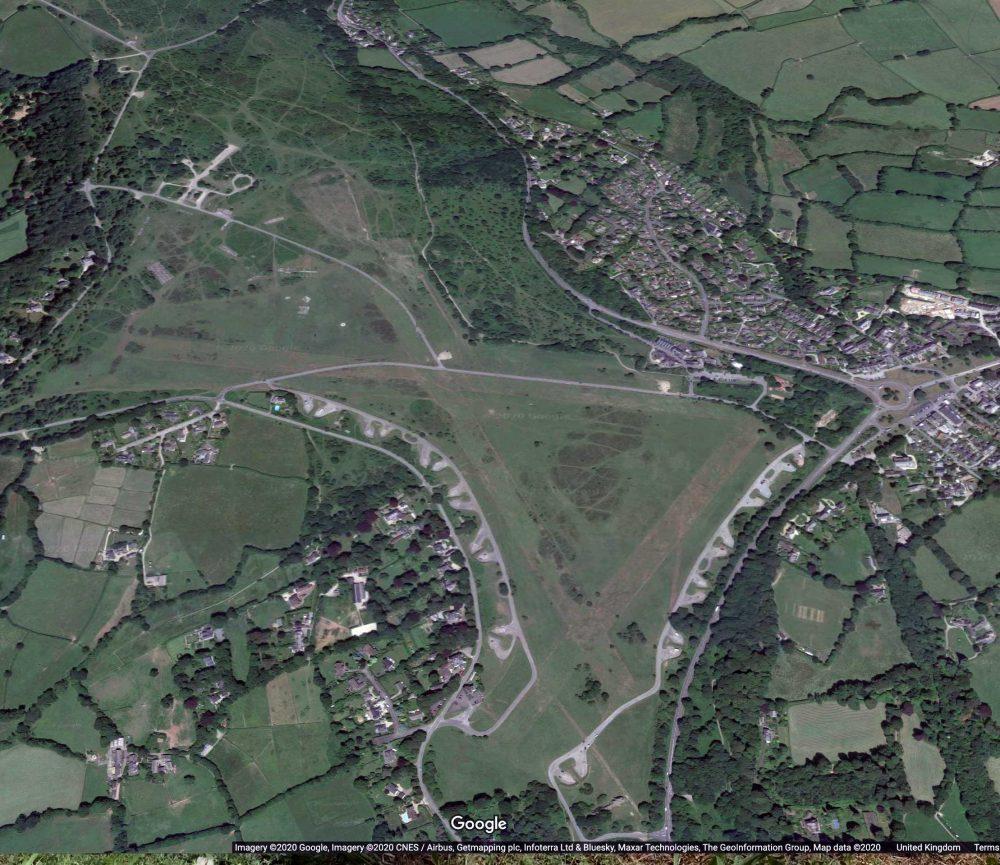 Harrowbeer Airfield