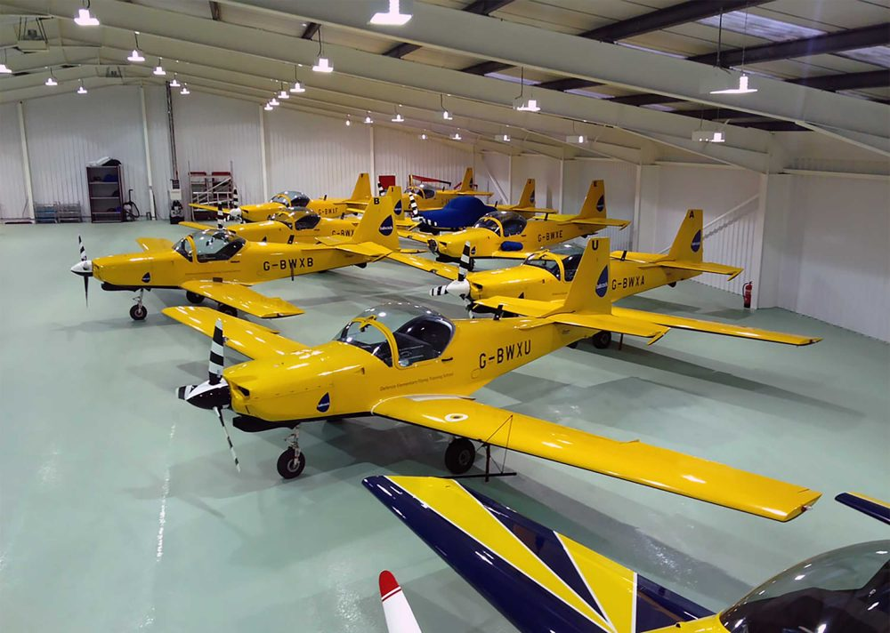 Slingsby T67 support