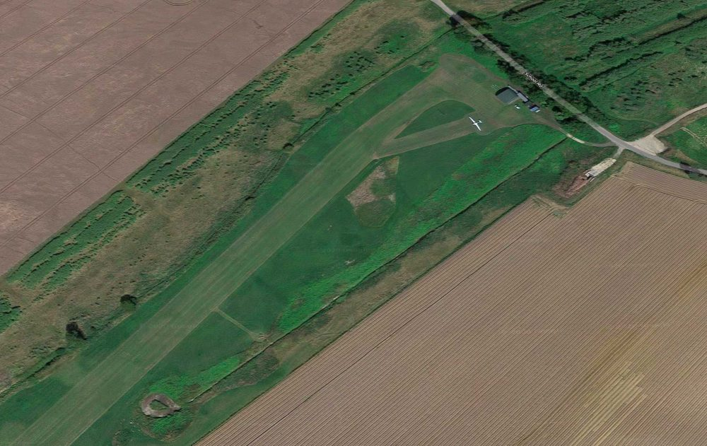 Hinderclay Meadows Airfield