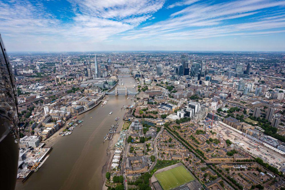 London heliroutes