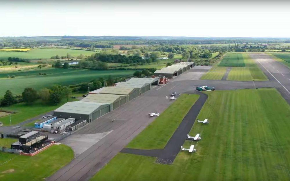 Retford Gamston airport
