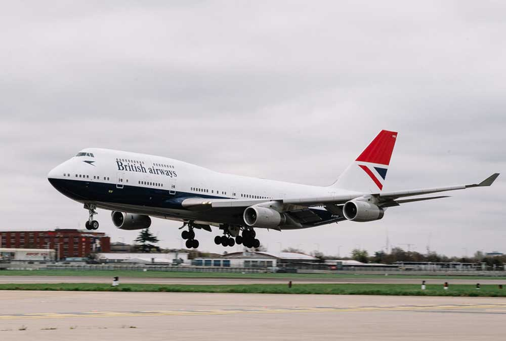 Boeing 747 Cotswold