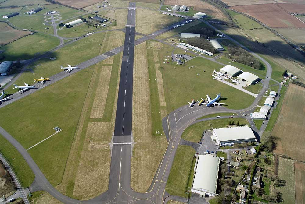 Cotswold runway