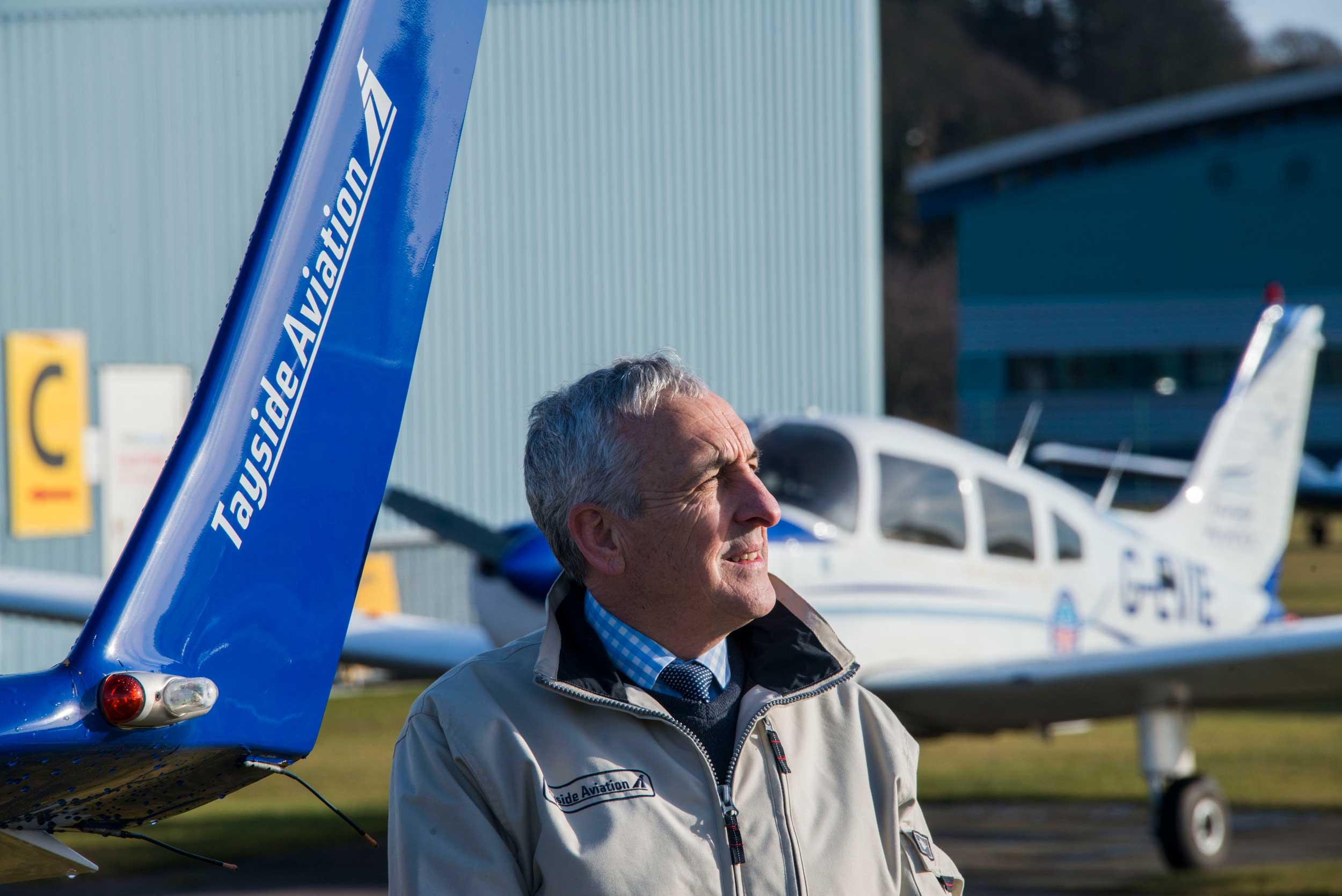 Jim Watt Tayside Aviation
