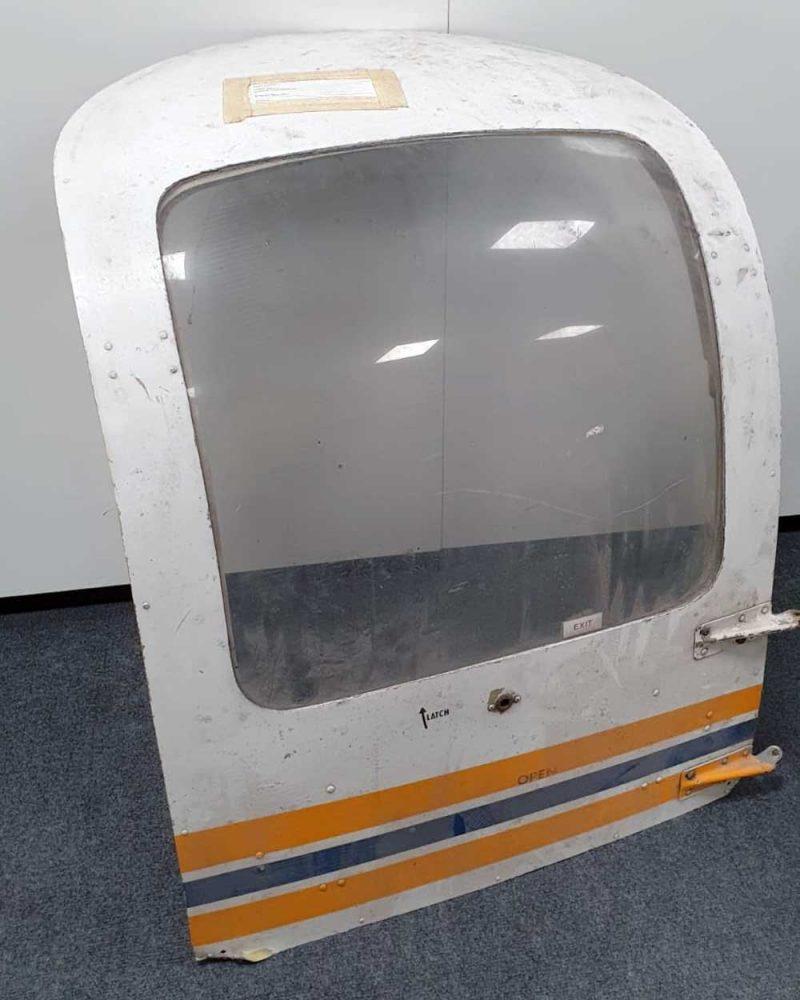 M4 aircraft door