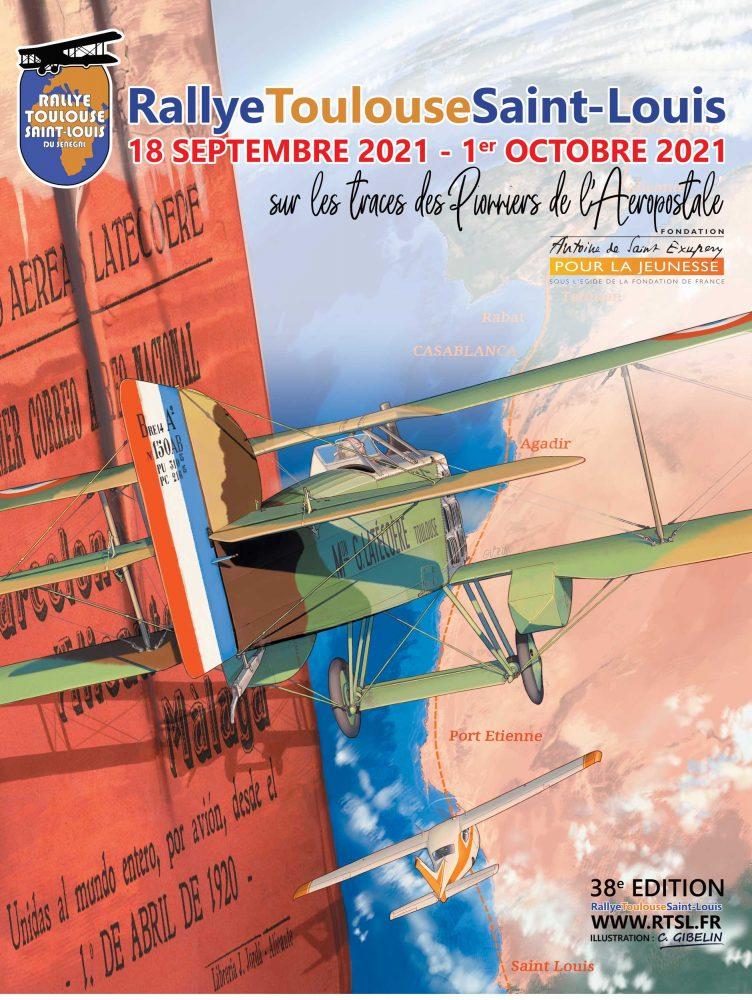 Rallye Toulouse-Senegal 2021