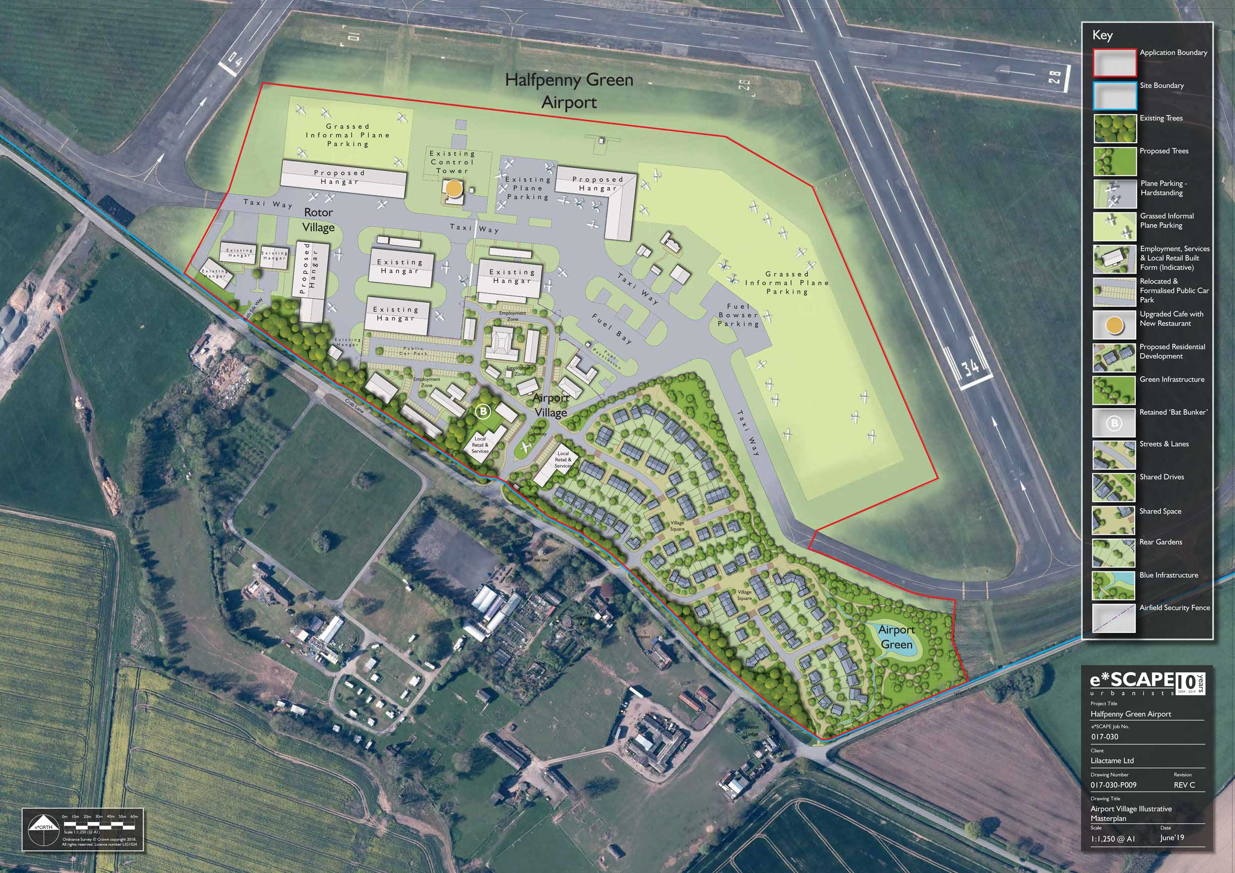 Wolverhampton Airport housing plan