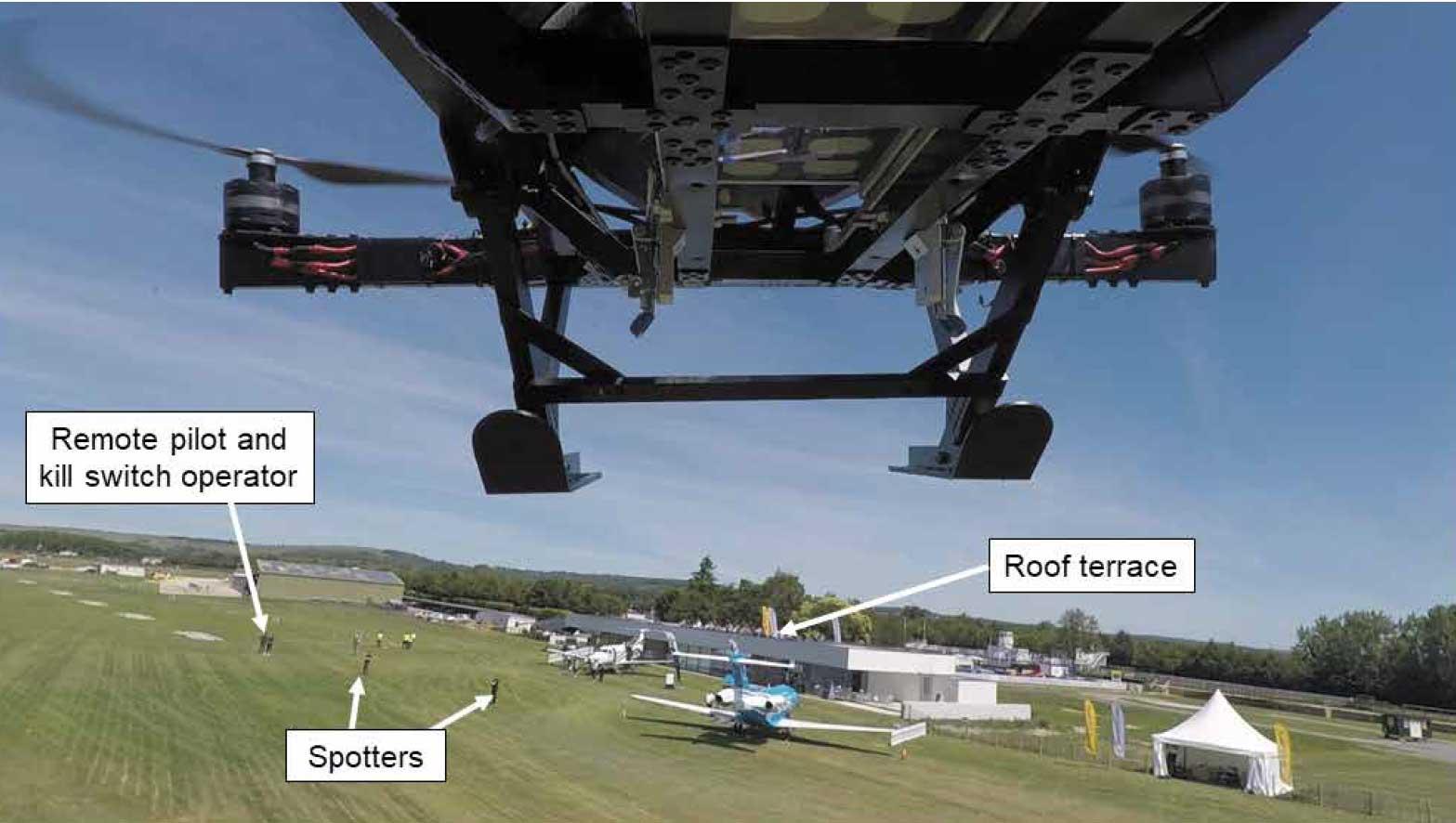 Airspeder demo