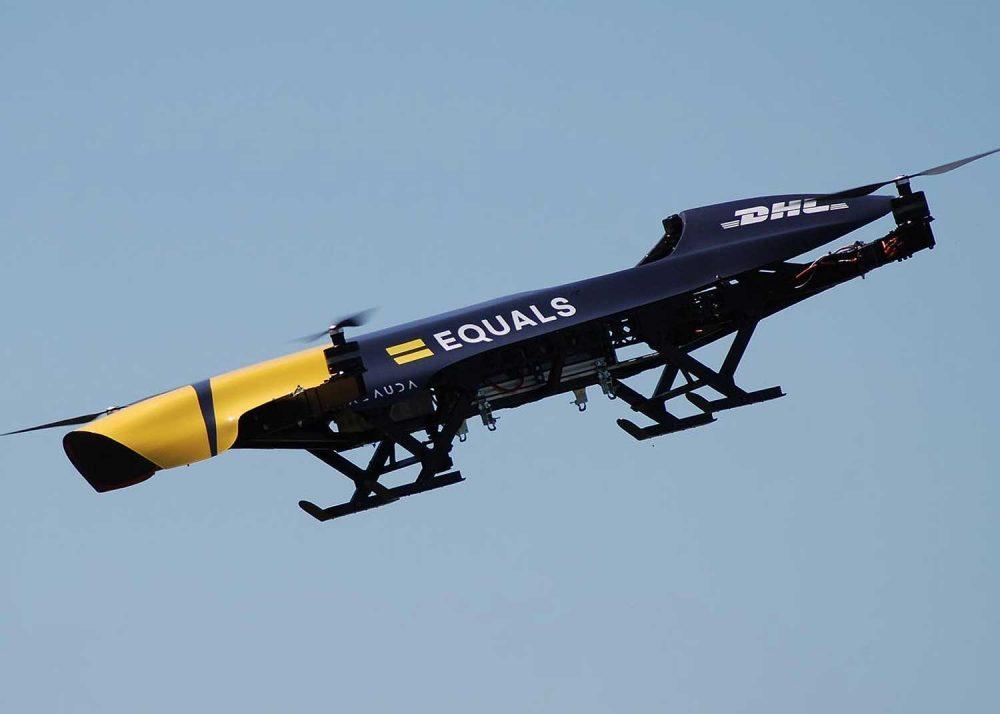 Alauda Airspeeder