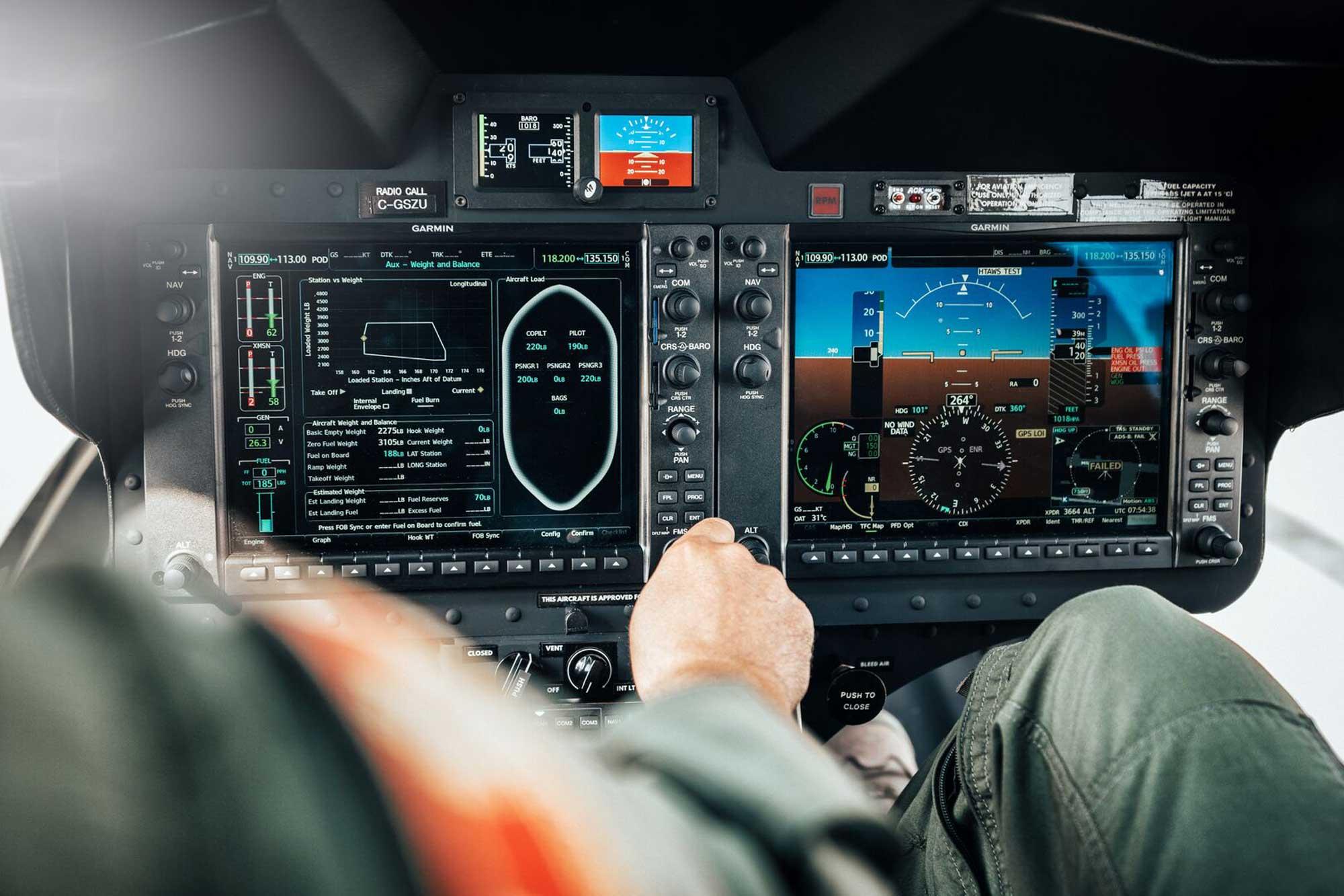 Bell 505 NXi