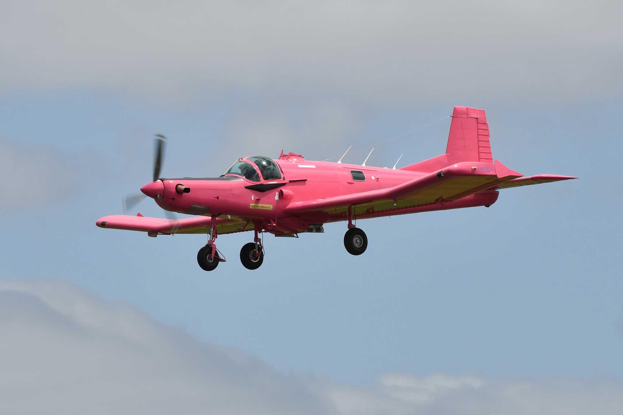 Pacific Aerospace Cresco