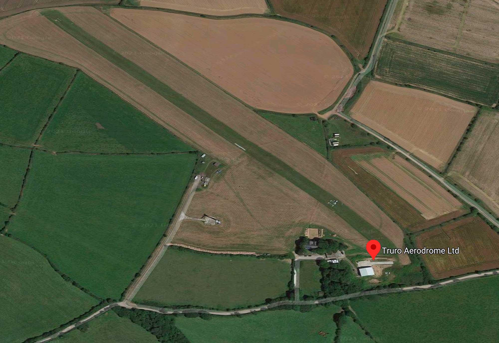 Truro Airfield