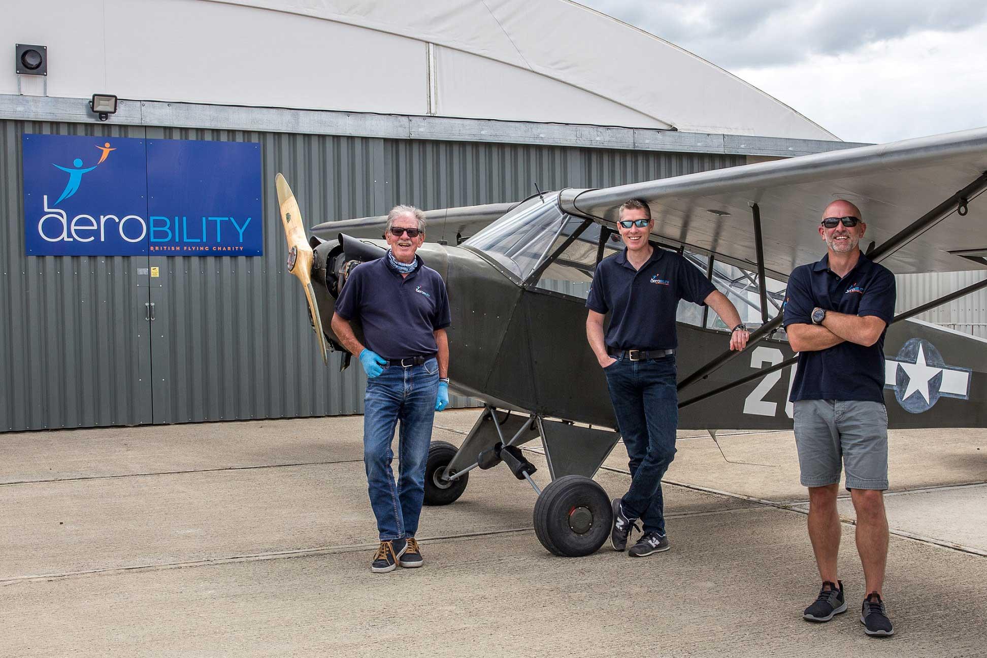 Aerobility Armchair Airshow