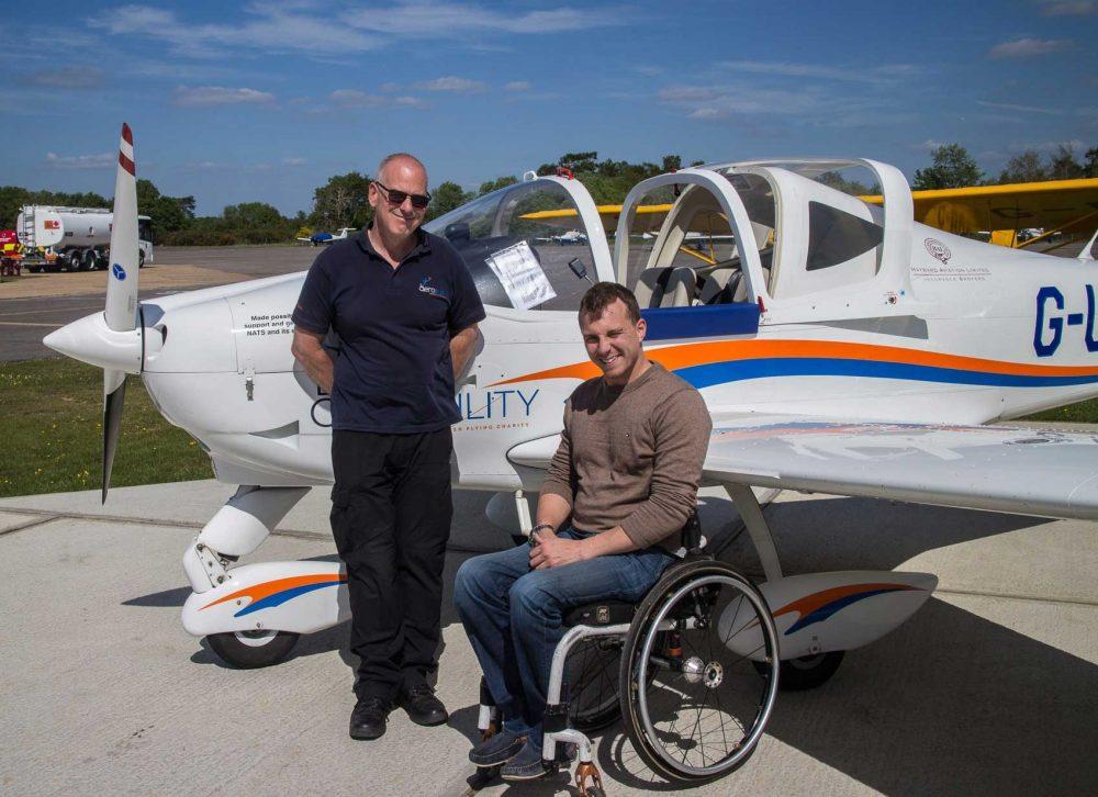 Aerobility Arthur Williams