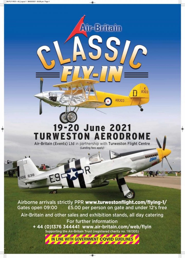 Classic Fly-in Turwerston
