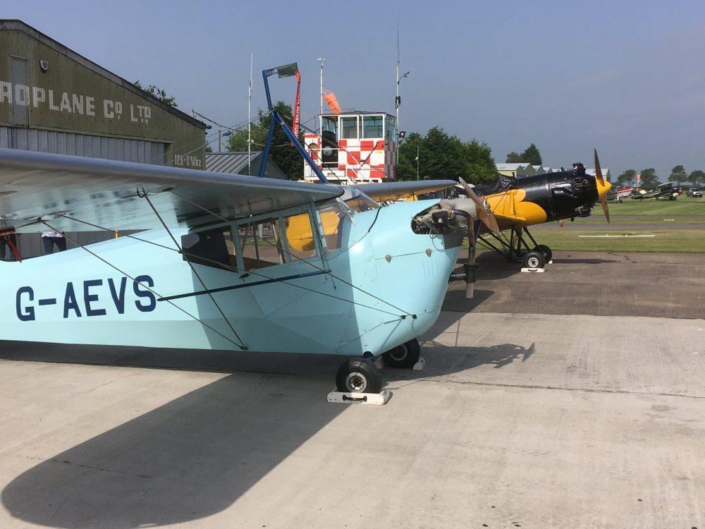 LAA aircraft