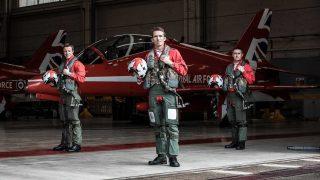 Red Arrows Breitling watch