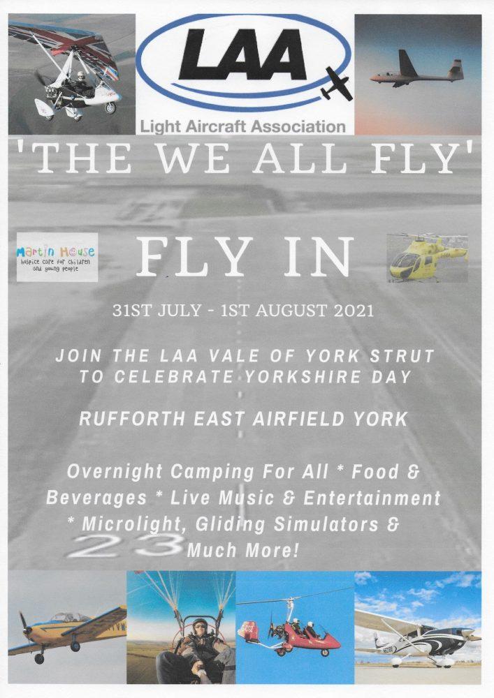 Rufforth fly-in 2021
