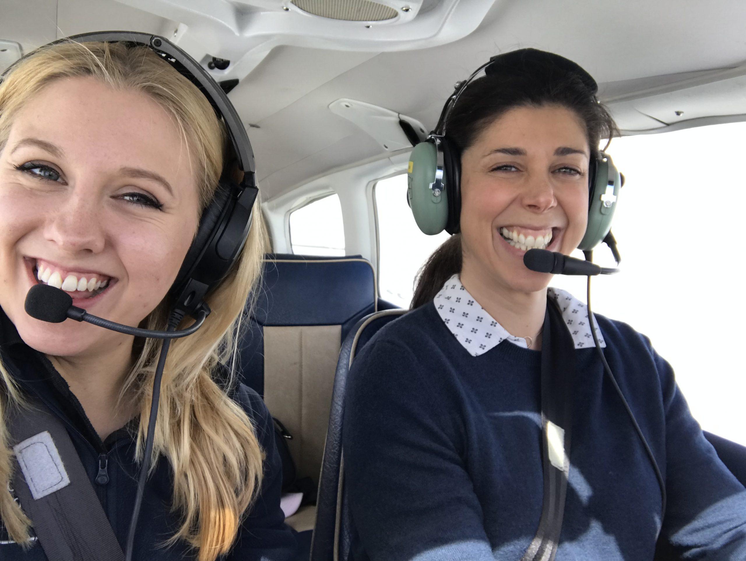 BWPA flying scholarships