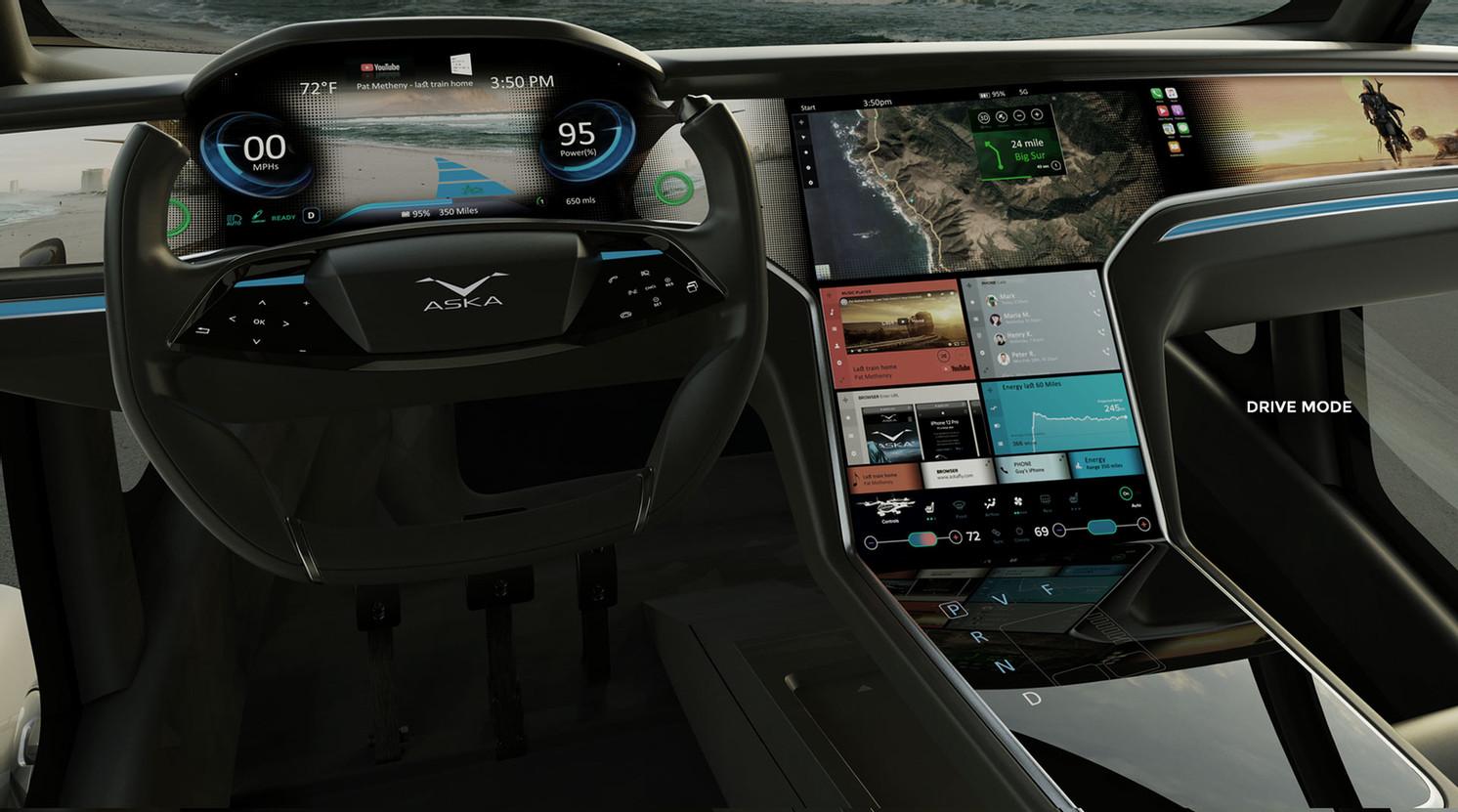 ASKA cockpit