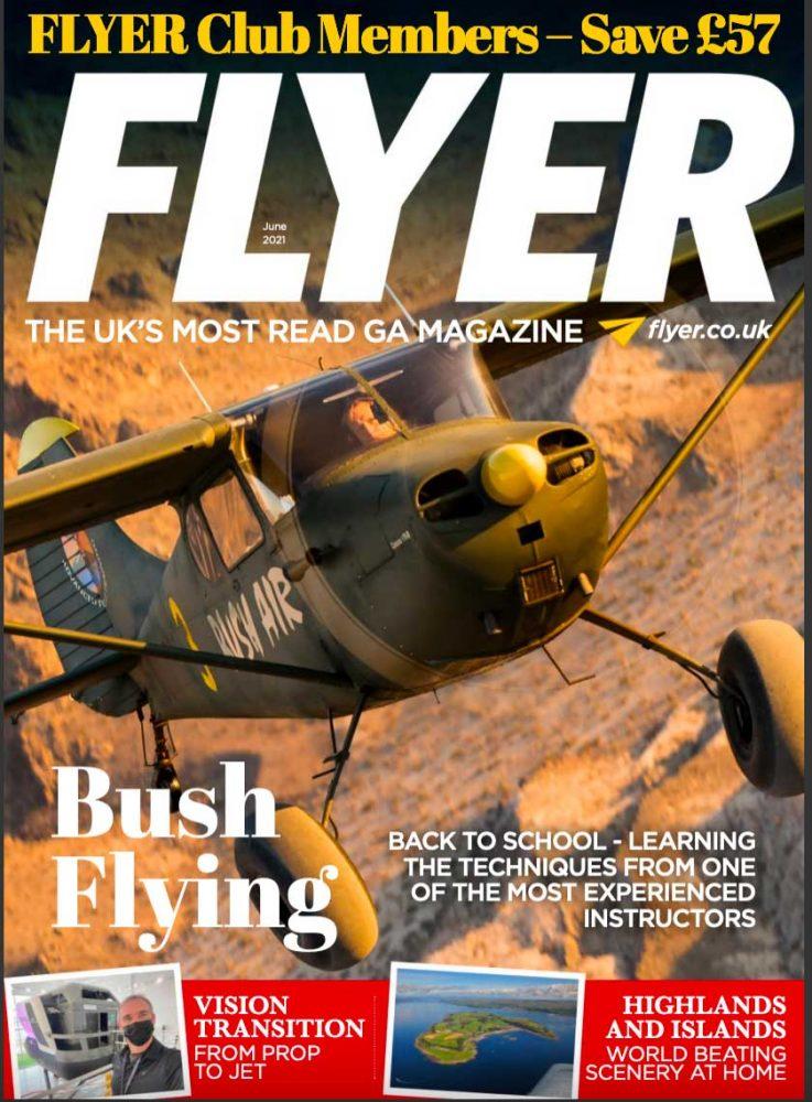 FLYER June 2021 cover