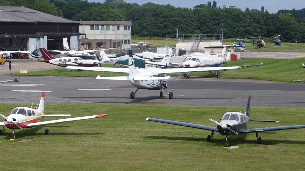 Fairoaks Airfield
