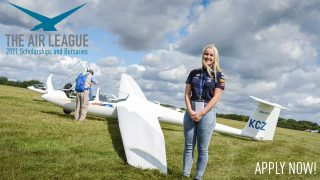 Air League 2021 scholarships