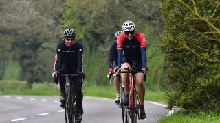 The Blades cycle ride