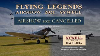 Flying Legends 2021 cancelled
