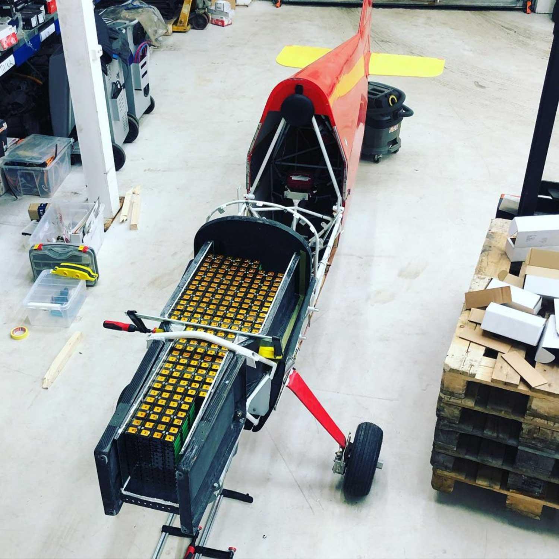 Nordic electric racer