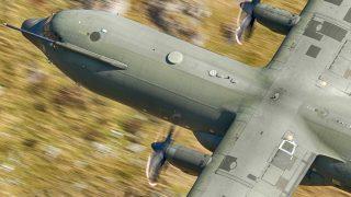 RAF low level flying