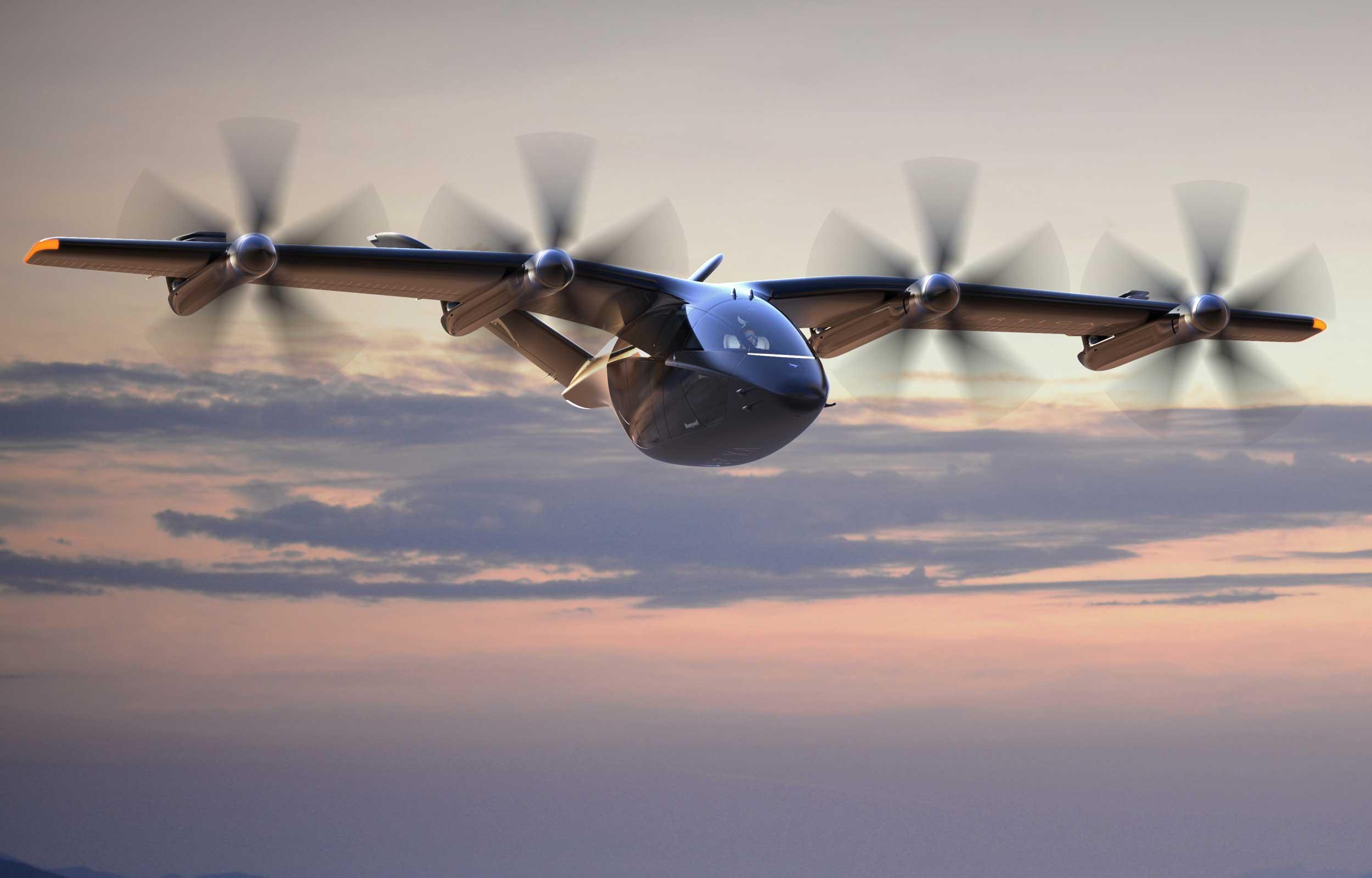 Vertrical Aerospace VA=X4