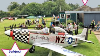 Priory Farm Fly-in