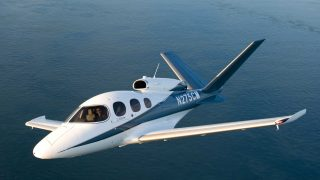 Cirrus SF50 Vision Jet G2+