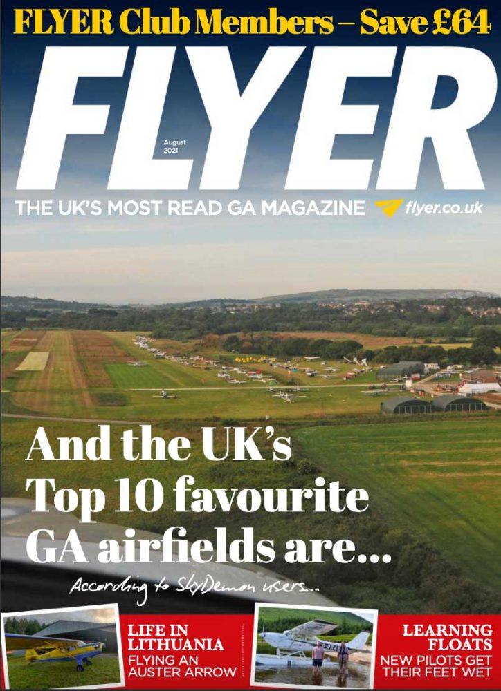 FLYER magazine August 2021
