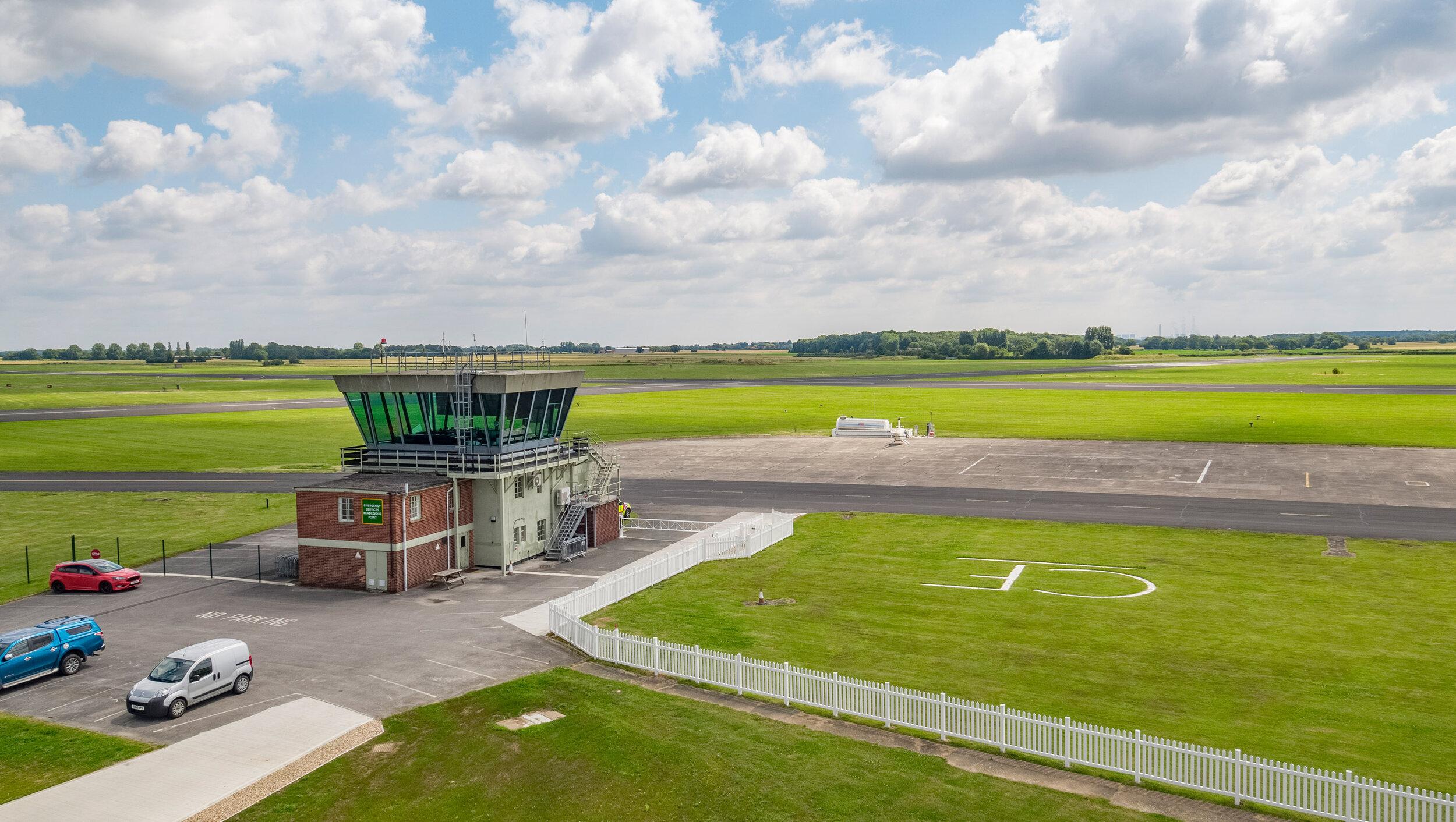 Leeds East Airport