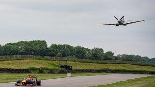 Max Verstappen v Spitfire